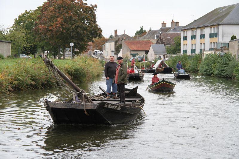 image de 326eme anniversaire de mise en service du Canal d'Orléans