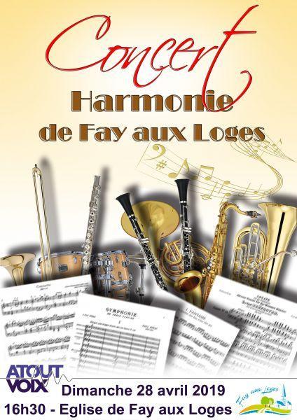 image de Concert de Printemps organisé par l'Harmonie