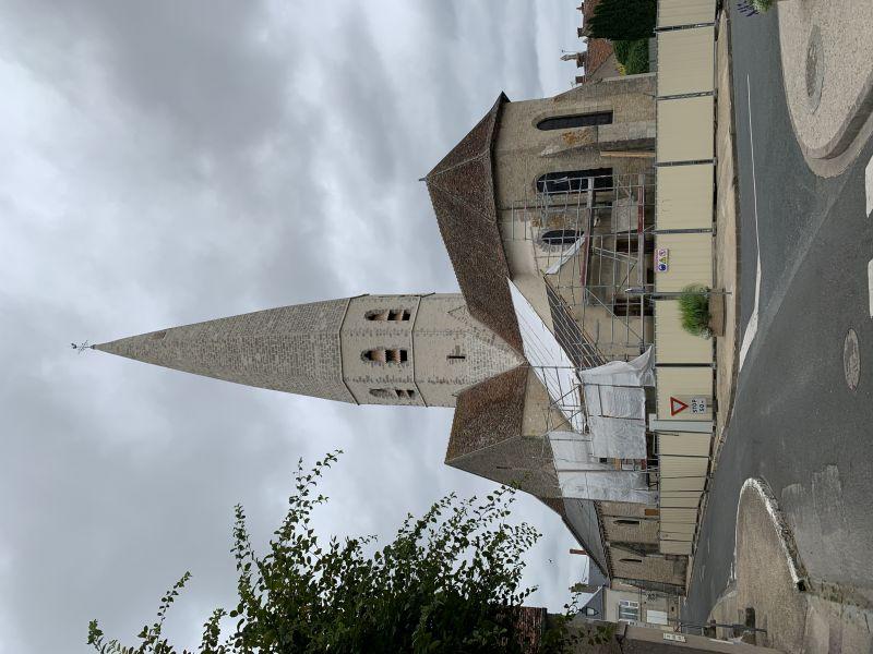image de Travaux de l'Eglise