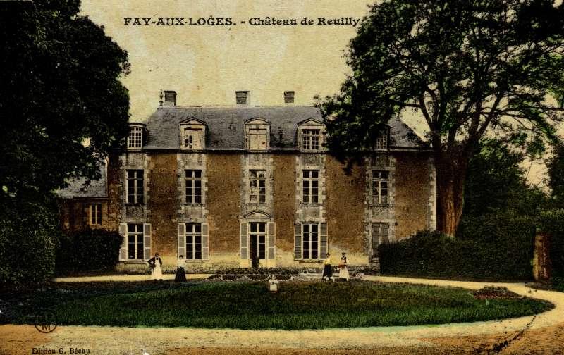 image de Le Château de Reuilly