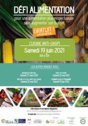 Défi Alimentation positive à Fay - 4eme Atelier Juin 2021