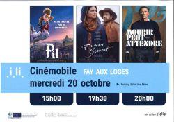 Cinémobile - Octobre 2021