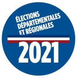 Elections départementales et régionales - 1er tour