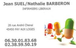 Cabinet infirmier Barberon / Suel