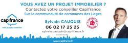 Sylvain CAUQUIS - CAPIFRANCE IMMOBILIER