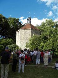 Le pigeonnier du château de Reuilly