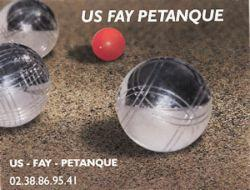 Union Sportive Fay Pétanque