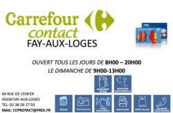 Sarl Protact CARREFOUR CONTACT