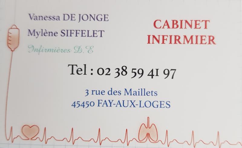 image de Cabinet infirmier SIFFELET-DE JONGE