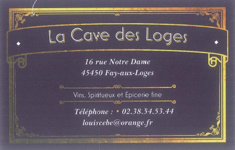 image de LA CAVE DES LOGES