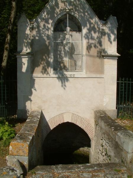 image de Fontaine St Côme