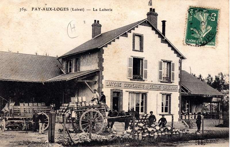 image de La laiterie