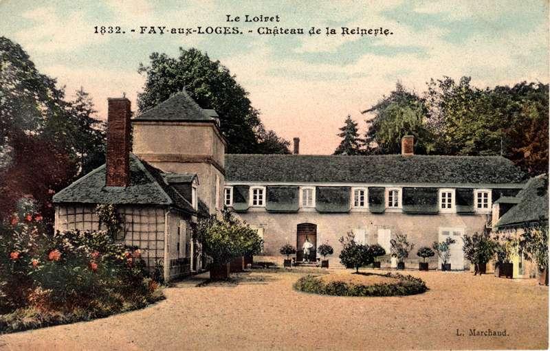 image de Le château de la Reinerie