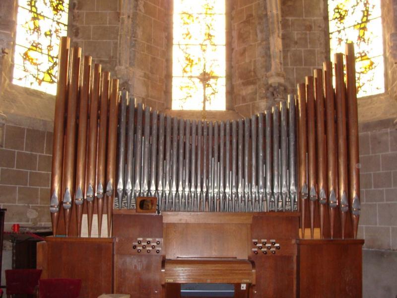 image de L'orgue