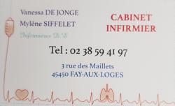 Cabinet infirmier SIFFELET-DE JONGE
