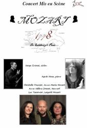 ANNULÉ - Concert théâtralisé