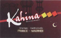 KAHINA Restaurant