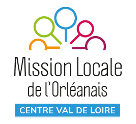 Logo mission locale orleans